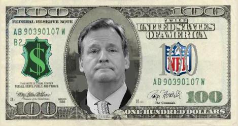Quarter Million Dollars in NFL Fines