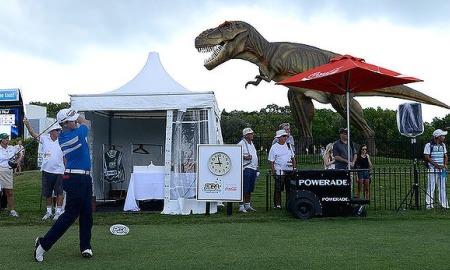 T-Rex Terrorizes PGA Championship