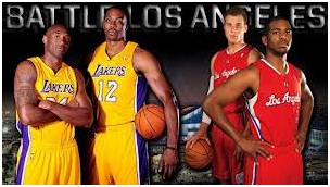 LA Lakers vs LA Clippers