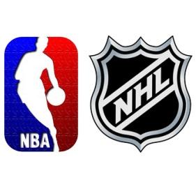 NBA + NHL