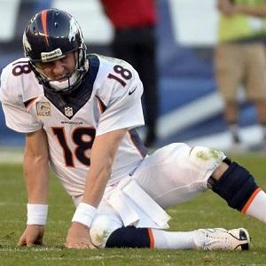 Payton Manning Sacked