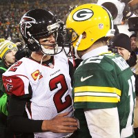 Ryan and Rodgers NFC