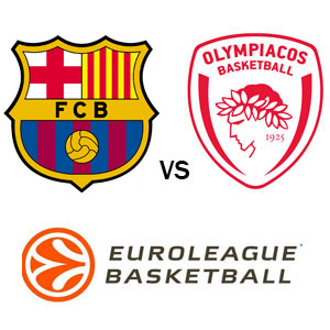 Barcelona VS Olympiacos Basketball