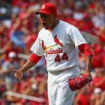 Carlos Martinez Pitcher Cardinals