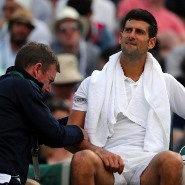 djokovic injured wimbledon 2017