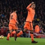 Firmino Liverpool FC Premier League
