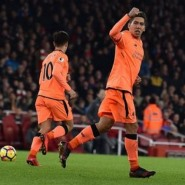 Firmino Liverpool FC Premier League
