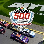2019 daytona 500 logo
